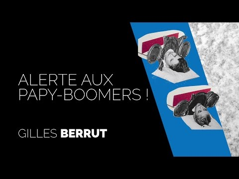 Alerte aux papy-boomers !